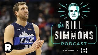 Hbo and the ringer's bill simmons recaps his weekend at nxt 'wrestlemania 35' in new york with son ben (2:55). then, is joined by marc stein of ...