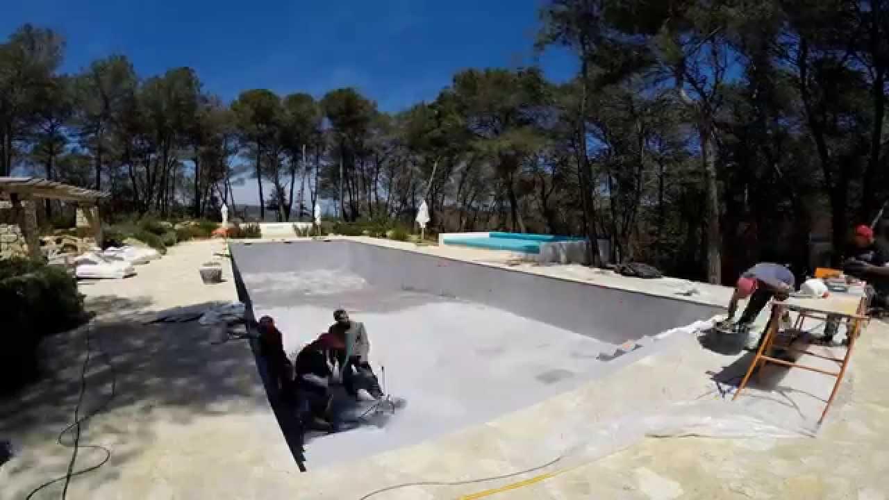 C mo hacer una piscina de cemento construcci n de una for Como hacer una piscina de concreto