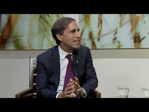2016 Interview with Avery Shenfeld of CIBC Capital Markets
