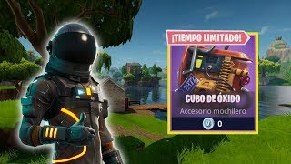 FREE MOCHILA and unlockING DARK TRAVELER LIVE - Fortnite: Battle Royale