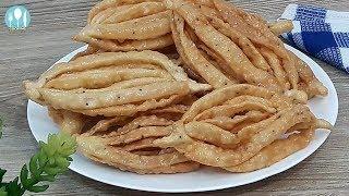 এলে বেলে গজা রেসিপি | Homemade Sweet Goja Making Bangla Recipe by Cooking Channel Bd.