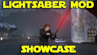 Lightsaber Mod For Star Wars Jedi: Fallen Order