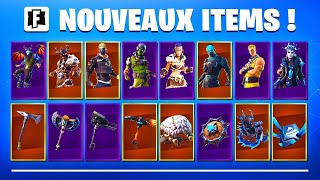 ALL SKINS PROCHAINS on FORTNITE are REVEALED. 😳