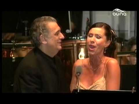 Placido Domingo & Erika Miklósa - West side story