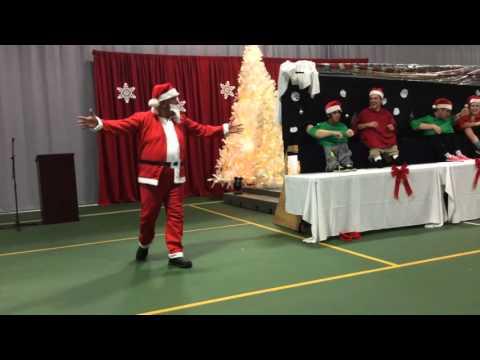 Fairway Market 2015 Christmas Party Skit