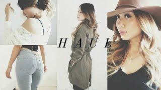 Summer Haul 2015: H&M, Dynamite, Forever 21, Aldo | HAUSOFCOLOR