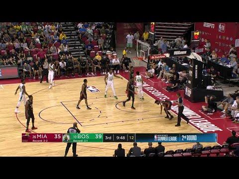 3rd Quarter, One Box Video: Boston Celtics vs. Miami Heat