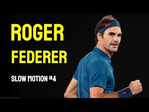 Roger Federer - Slow Motion - 2014 Cincinnati Masters 1000