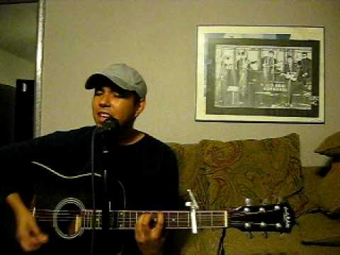 Ordinary Day - vanessa carlton acoustic cover (Taio Cruz intro)