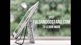Fold + Go Tablet Stand