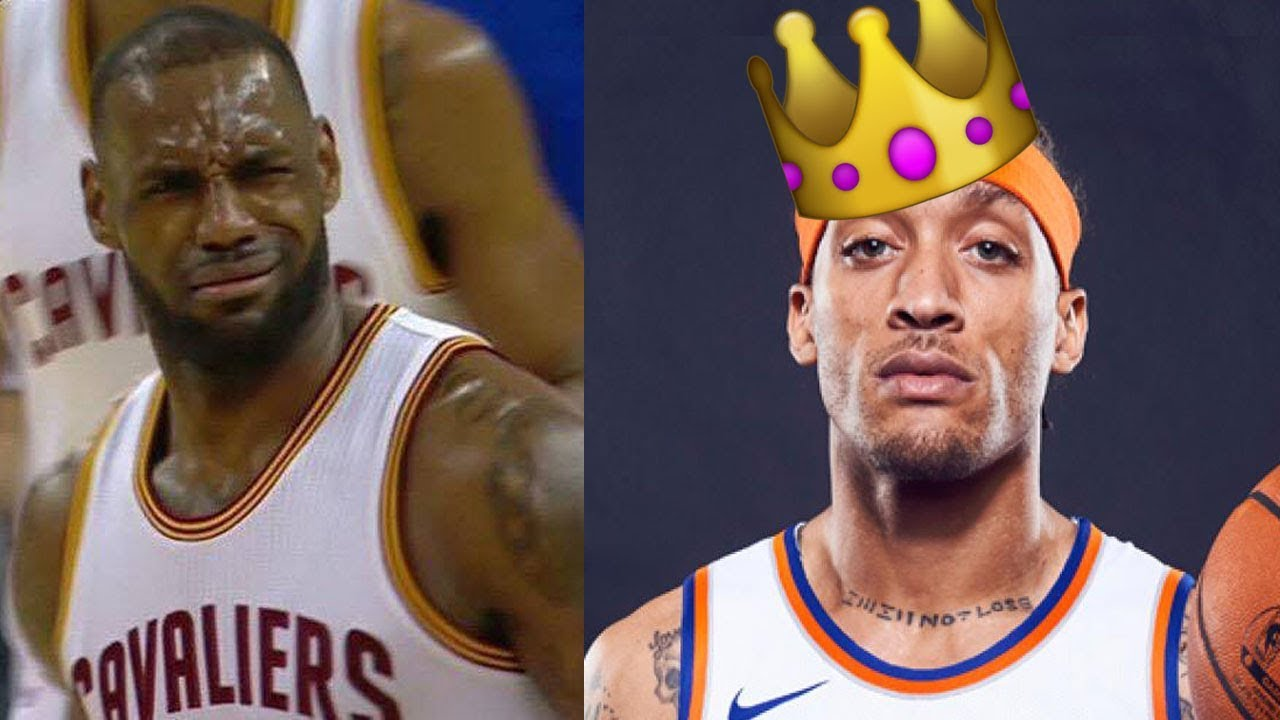 Michael Beasley Thinks Hes The Goat I Match Up With Kd Lebron