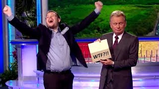Man Solves Wheel Of Fortune Puzzle With Only One Letter