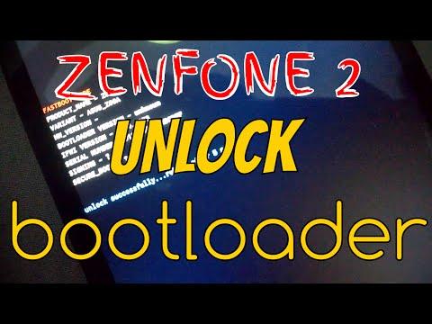 Unlock Bootloader & Flash TWRP Zenfone 2 ZE551ML /ZE550ML
