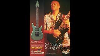 Tony MacAlpine - Clinic Guitar [1993.05.11] part 1