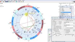 Астрологические показатели на Операцию