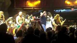 "Andrew WK 3-31-12 (Wolfs Den at Mohegan Sun Casino) - ""She Is Beautiful"" and ""I Get Wet"""