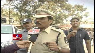 South Zone DCP Satyanarayana Face to Face | High Security In Old City | HMTV