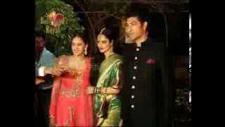 Amitabh, Shah Rukh, Deepika, & others Wedding Reception party of Ahana Deol & Vaibhav Vohra-2
