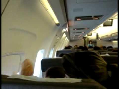 Armavia Flight From Amsterdam To Yerevan.