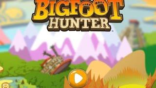 Bigfoot Hunter: A Camera Adventure Game - gameplay (ios, ipad)(ENG)