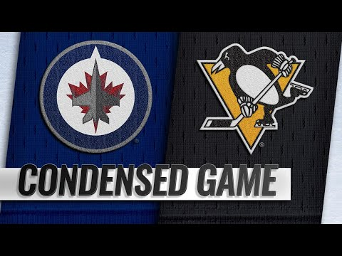 01/04/19 Condensed Game: Jets @ Penguins