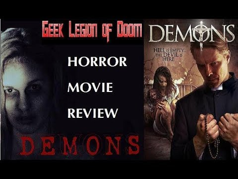 DEMONS ( 2017 Miles Doleac ) Haunting & Possession Horror Movie Review