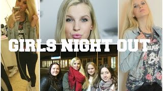 GIRLS NIGHT OUT - GET READY WITH ME Thumbnail