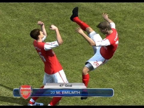 FIFA 12 Virtual Pro Celebrations Tutorial (All 42) | HD