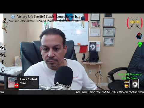 Solutions & Answers Live and Interactive W/ Santos Rolon Jr. Eve Edition