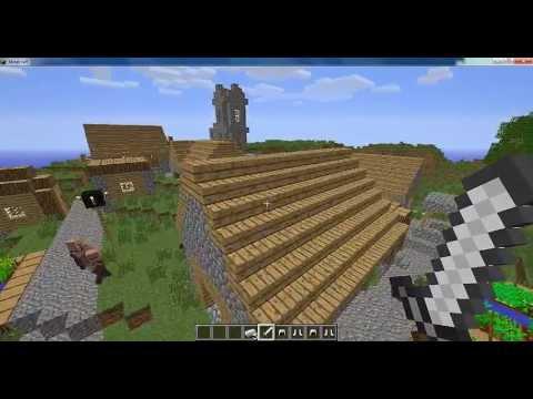 Download Seedshow: 2 NPC- Dörfer +Jungle Temple