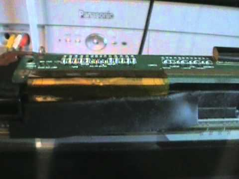 Sony Kdl52vl150 Ribbon Cable Final Fix Top Left Connection