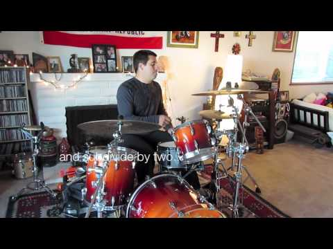 Free online drum lesson - Double Bass Drum Beats & Grooves