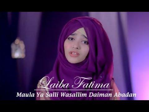 laiba-fatima---maula-ya-salli-wa-sallim-daiman-|-new-ramzan-nasheed-2019---qaseeda-burda-shareef