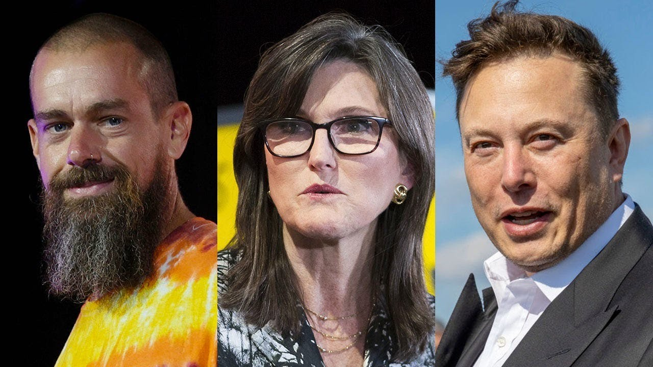Bitcoin: Elon Musk, Jack Dorsey & Cathie Wood Talk Bitcoin at The B Word Conference