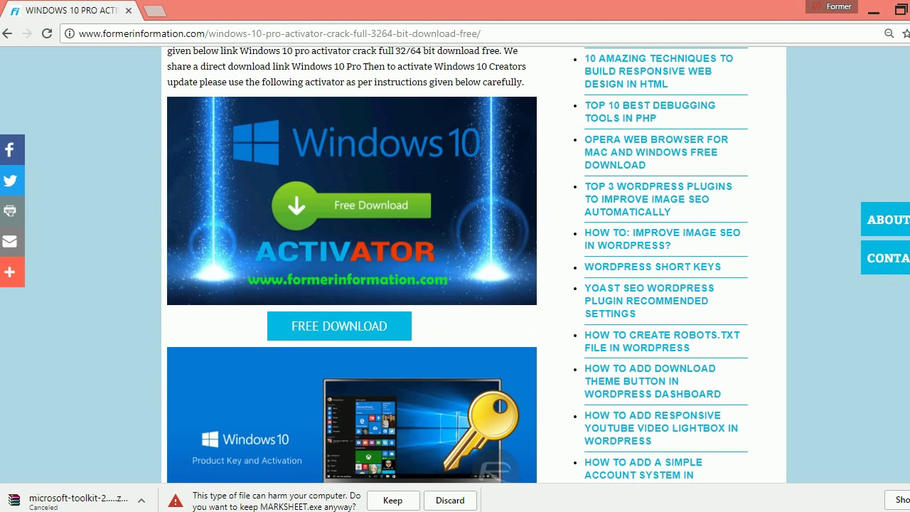 Windows Activator 64 Bit