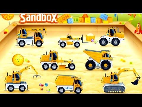 iş makineleri çizgi film tüm bölümler bir arada thematica gameplay