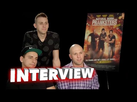Natural Born Pranksters: Dennis Roady, Vitaly Zdorovetskiy & Roman Atwood Exclusive Interview Part1