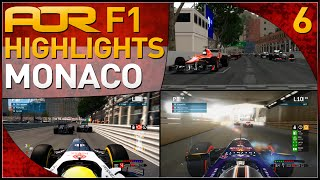 F1 2013 | AOR F1: S8 Round 6 - Monaco Grand Prix (Official Highlights)