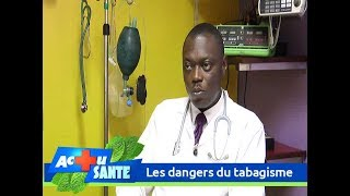 EMISSION ACTU SANTE - LE TABAGISME  DU 12 07 17
