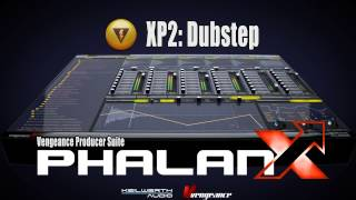 Vengeance Producer Suite - Phalanx XP2: Dubstep Vol 1 Demo