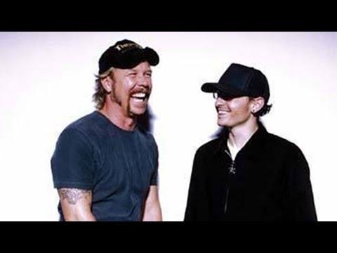 Linkin Park Pulls Epic Prank On Metallica | Rock Feed