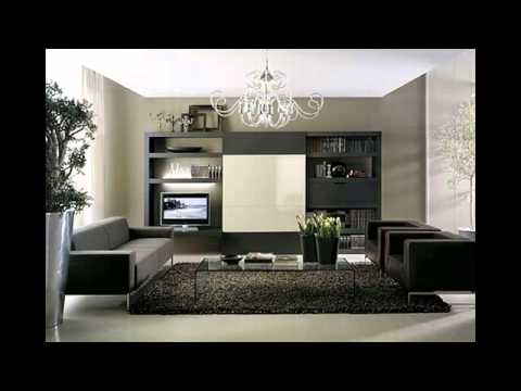 Living room paint ideas gray furniture youtube - Combination colors for living room ...