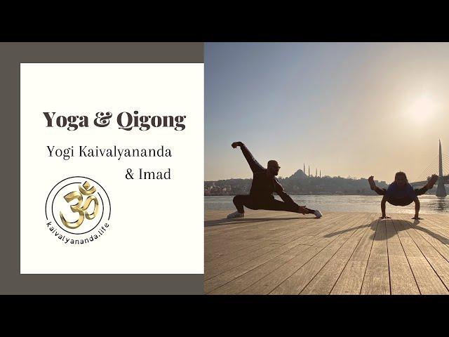 Yoga & Qigong on the Bosphorus Istanbul