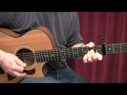 Lullaby By Nickelback Easy Guitar (How To Play)