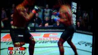 Download Rampage Jackson Vs. Rashad Evans MP3 song and Music Video