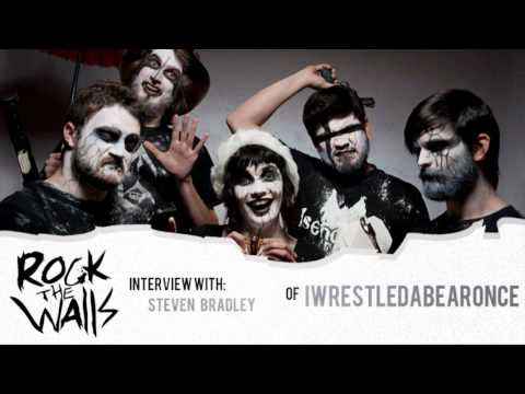 Rock The Walls:iwrestledabearonce Talk About Movie/Recording