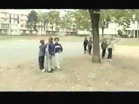 Ancienne video Mantes la Jolie 78 Quartier du Val Fourré