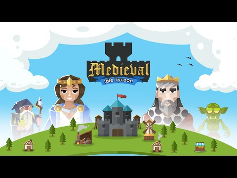 🏰 Idle Medieval Tycoon – Idle Clicker Tycoon Game 1