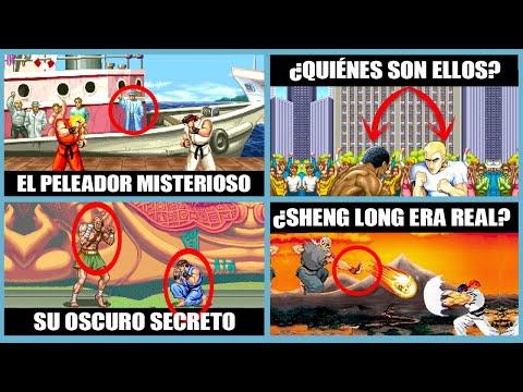 7 Misterios SIN RESOLVER de Street Fighter (Que YA han sido Resueltos) y NO LO SABÍAS   N Deluxe