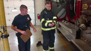 PPE and SCBA Quick Drill